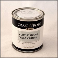 Acrylic Varnish (Gloss)